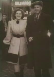 Grandma & Grandpa - I love this photo!