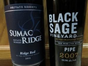 Sumac Ridge Winery